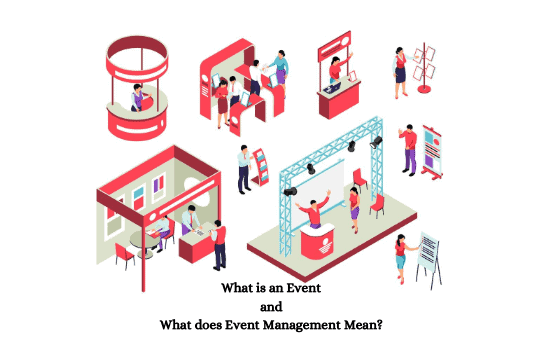 What is an Event and What does Event Management png